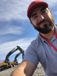 Heavy Equipment Dealer in Elko, NV branch manager Damon Vallejos