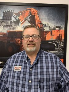 Mining Equipment in Elko, NV branch manager Dave Boston