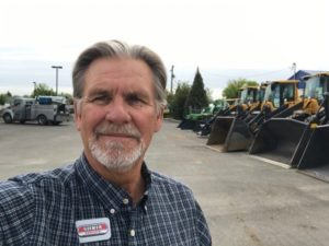 Heavy Equipment Dealer in Twin Falls, ID branch manager Doug Johnson