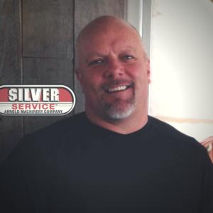 Heavy equipment dealer in Salt Lake City, UT branch manager Rick Bailey